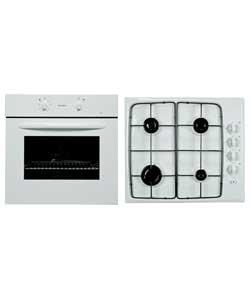 Gas Oven And Hob