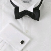 wing collar shirt